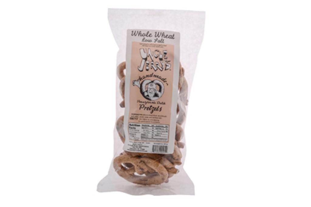 Whole Wheat Low Salt Pretzel Bag