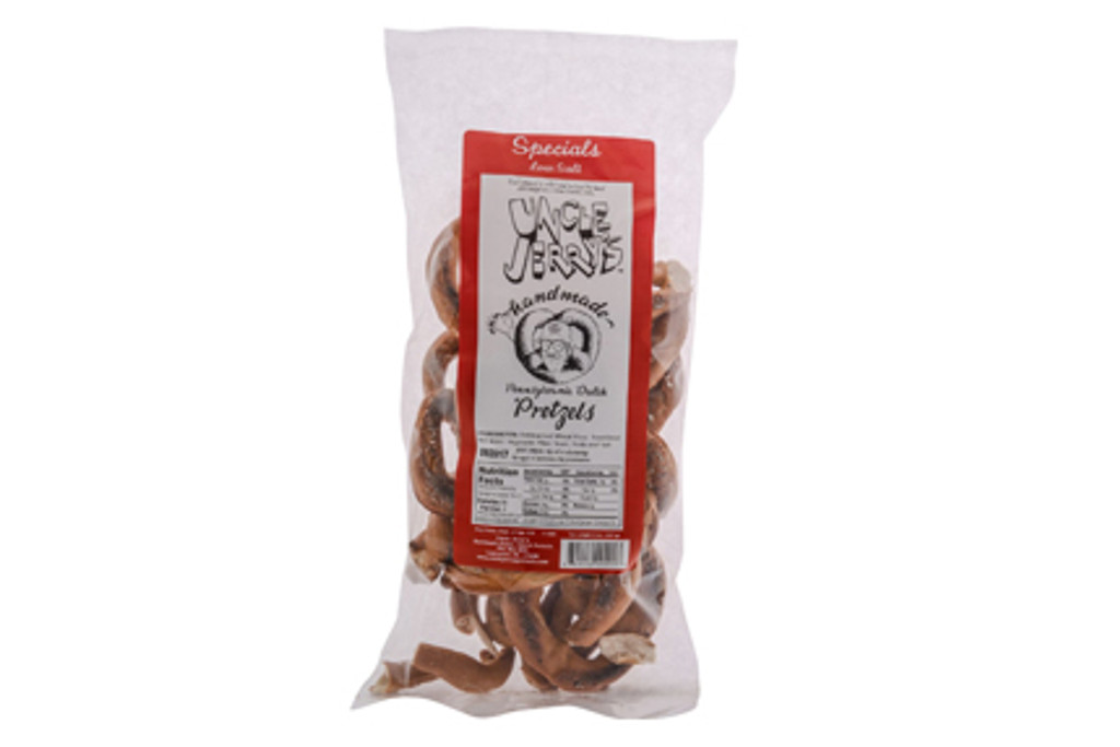 Specials Low Salt Pretzel In Bag