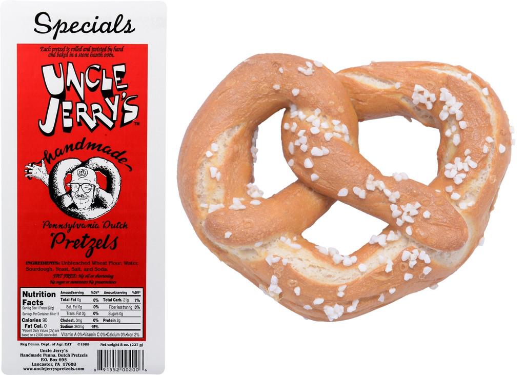 Specials Regular Salt BROKES 6 8oz bags