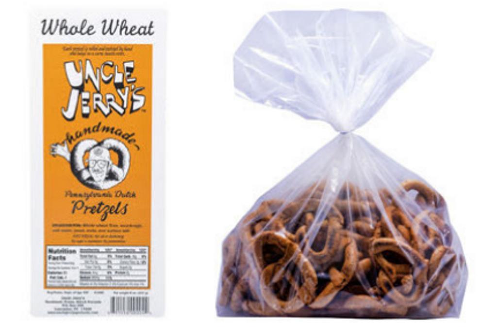 Whole Wheat Regular Salt Pretzel 2