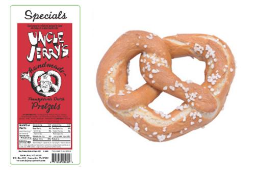 Specials  Regular Salt, 7oz Bags