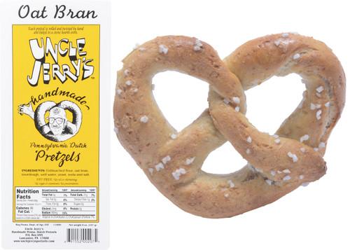 Oat Bran Regular Salt BROKES 6 8oz bags