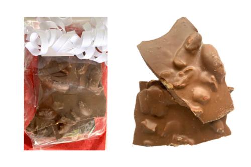 Milk Chocolate Pretzel Bark