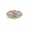 Gold & Silver Pawn Pin Collection