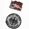 Powell Peralta Skateboard patches
