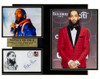 Nipsey Hussle Memorabilia Wall Art closer view