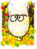 Tom Everhart - Squeeze the Day-Monday closer view