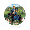 Bonnie and Rhett - Gone With The Wind - Decorative Plate