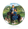 Limited Edition Bonnie and Rhett - Gone With The Wind - Decorative Plate Collection