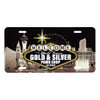Gold & Silver Pawn Shop License Plates (strp thumb)