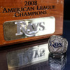 Tampa Bay Rays 2008 AL Championship Ring Box