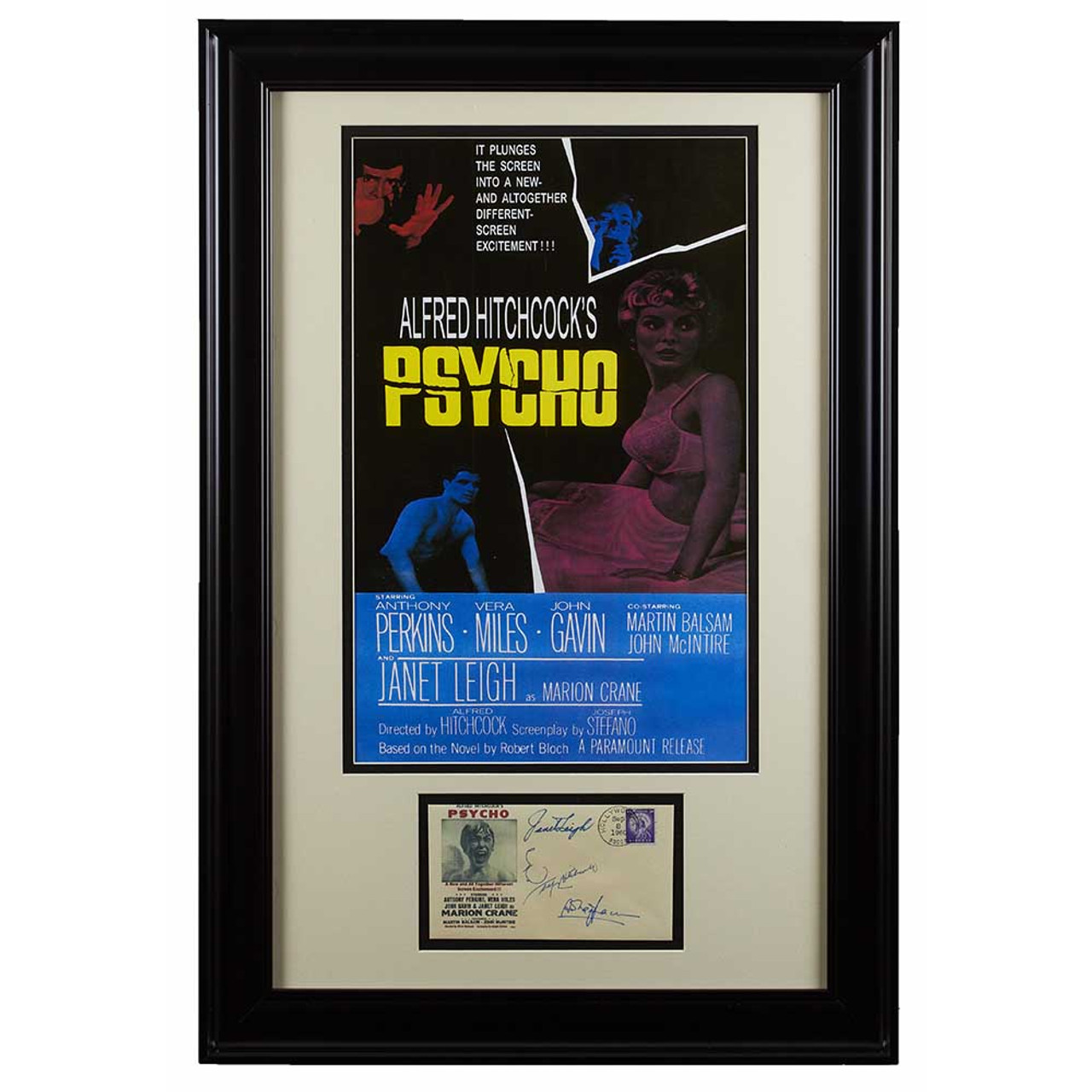 Collector/'s Memorabilia Psycho Inspired Alfred Hitchcock/'s Psycho Bloody Candle Classic Horror Movie Perfect Gift