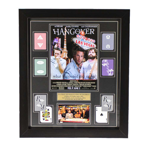 Hangover Movie Memorabilia