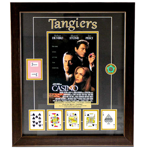 Casino Movie Memorabilia