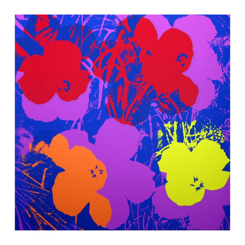 Andy Warhol; Flowers 11.66