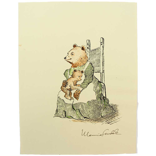 Maurice Sendak; Little Bear and Mother Bear