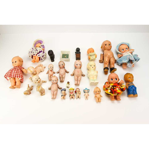 Kewpie Doll Collection (25 pieces)