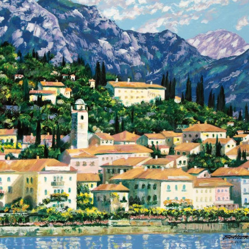Behrens; Bellagio Hillside