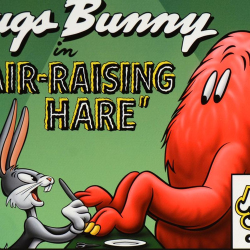 Looney Tunes; Hair Raising Hare