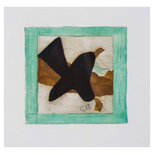 Georges Braque; The Bird