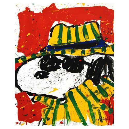 Tom Everhart; It's The Hat That Makes The Dude