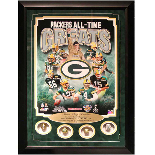 Green Bay Packers All-Time Greats