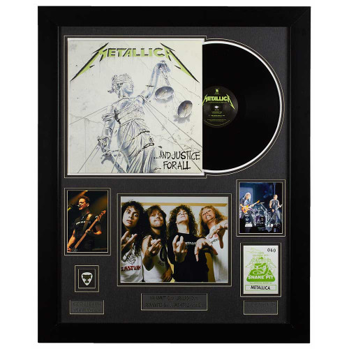 Metallica, Rock, Metal, Kirk Hammett, James Hetfield, Lars Ulrich, Jason  Newsted, music, music memorabilia