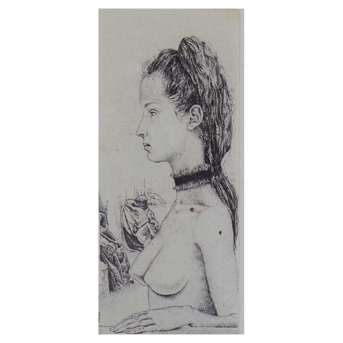 Dahl untitled woman image