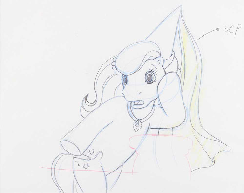 my little pony, animation, animation cel, cel, cartoons, hasbro, pony princess