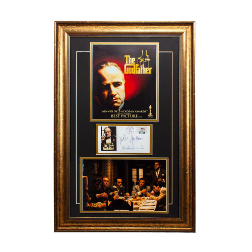 """The Godfather"" movie memorabilia"