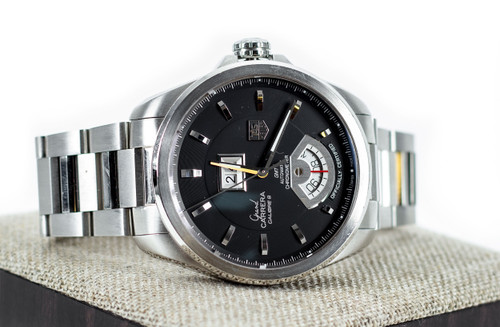 Tag Heuer Grand Carrera GMT Calibre 8 Men's Watch
