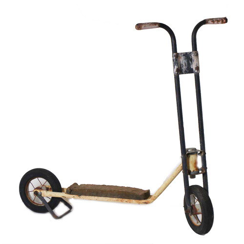 Vintage Scooter Thumbnail
