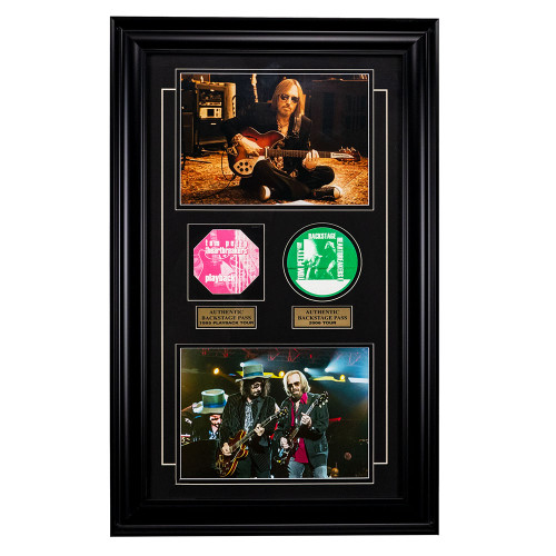 Tom Petty and the Heartbreakers Memorabilia - Backstage Pass Framed