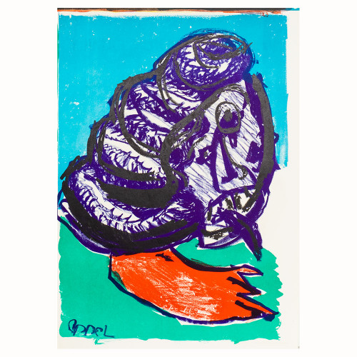 Karel Appel; One Cent Life 2 Thumbnail