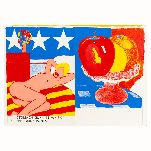 Tom Wesselmann; One Cent Life Thumbnail