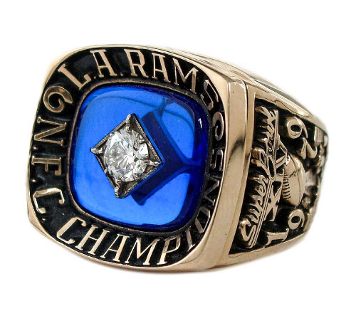 1979 Los Angeles Rams Superbowl Championship Ring