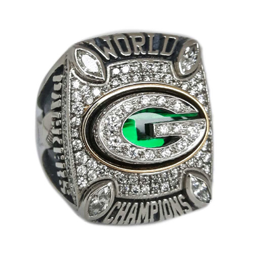 2010 Green Bay Packers Super Bowl Ring