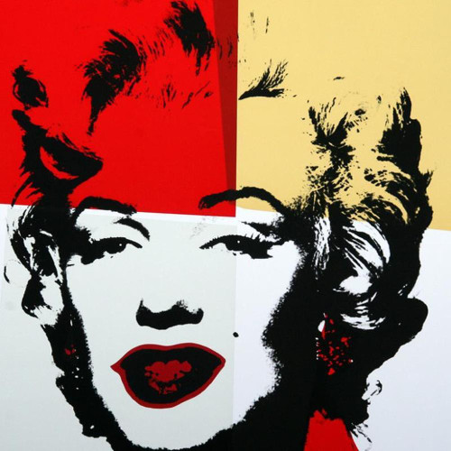 Andy Warhol; Golden Marilyn 11.38 thumbnail