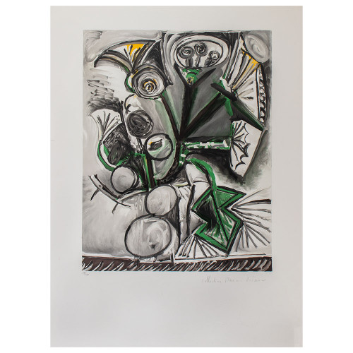 Picasso; Le Bouquet Thumb