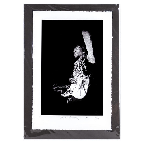 Colin Beard Photography - Jimi at Monterey #21 Unframed