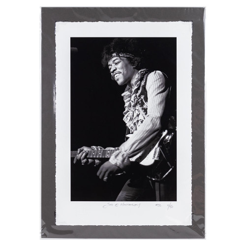 Colin Beard Jimi at Monterey #32 Unframed