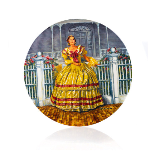 Melanie - Gone With The Wind - Decorative Plate