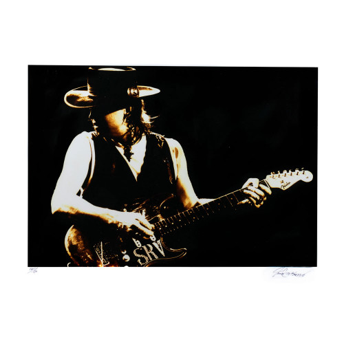 Robert Knight; Stevie Ray Vaughn