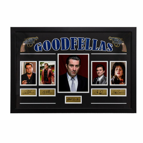 Goodfellas Movie Cast Signature Memorabilia  (large, thumbnail)