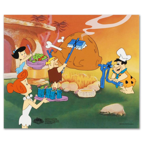 Hanna-Barbera; Flintstones Barbecue