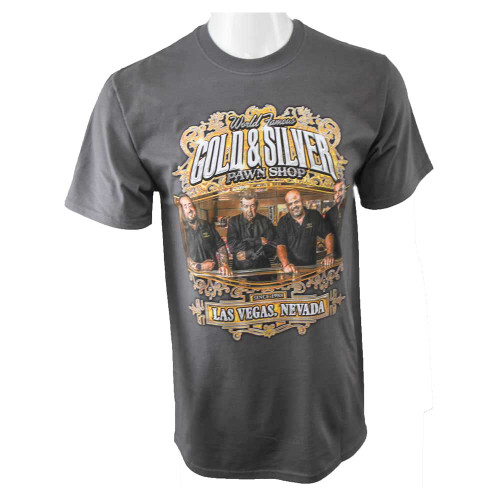 Big Hoss Counter Line Up T-Shirt