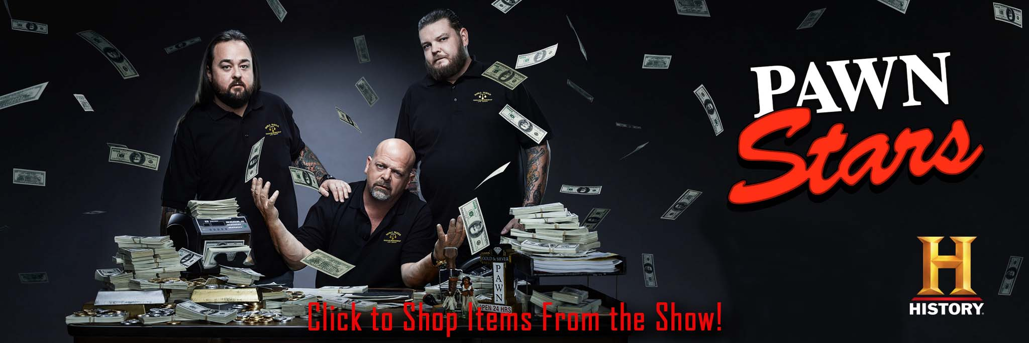 Rick Harrisons Gold Silver Pawn Shop