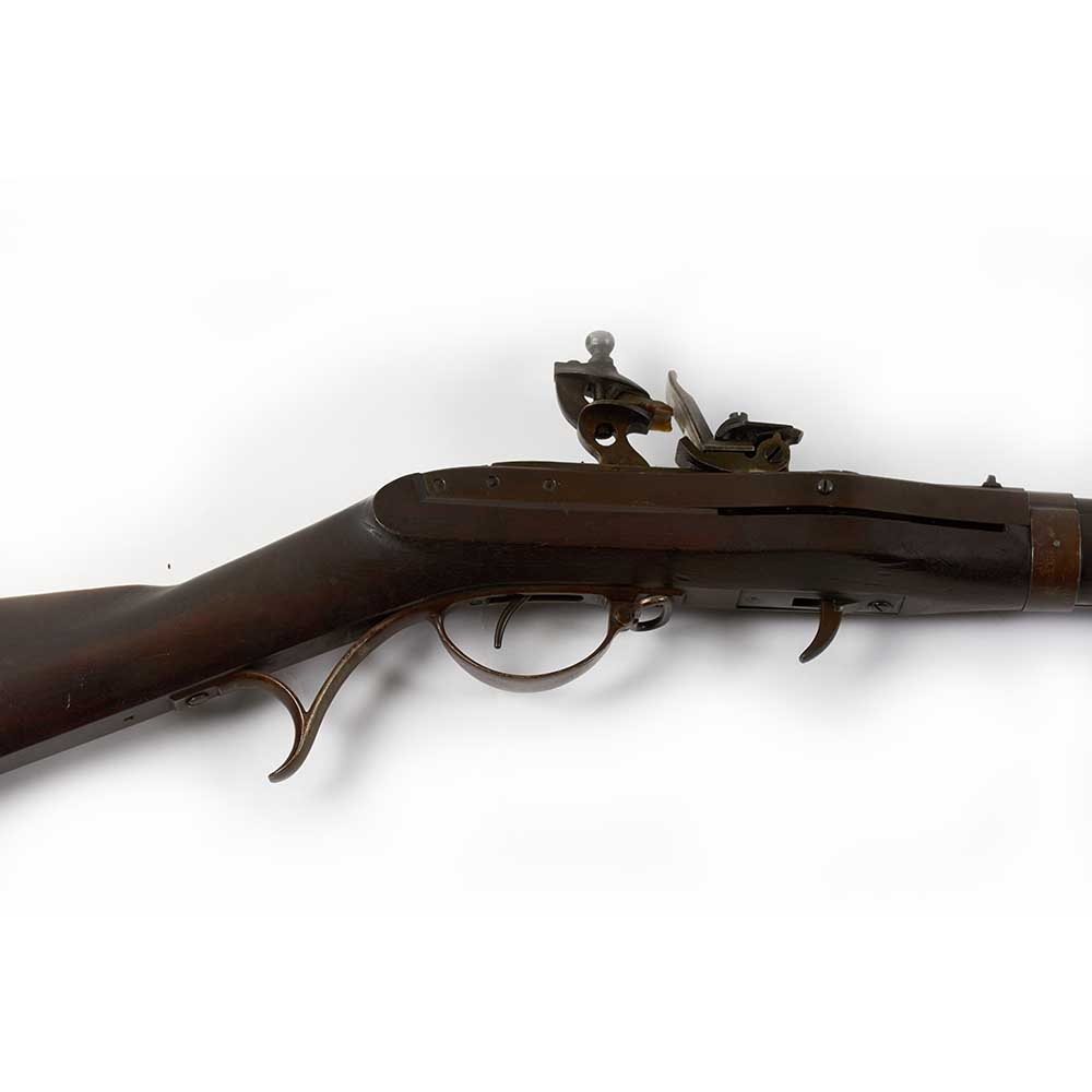 Harpers Ferry 1829 Model Hall Rifle