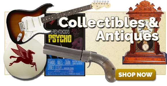 Shop Antiques and Collectibles