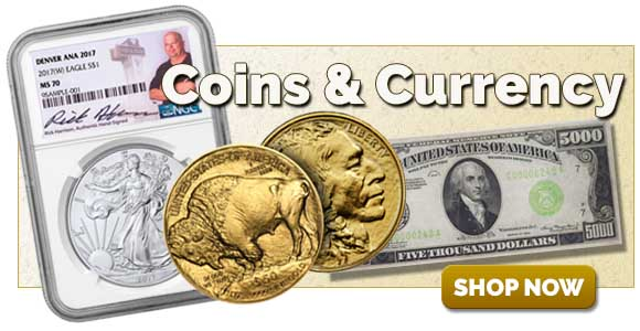 Shop Coins and Currency
